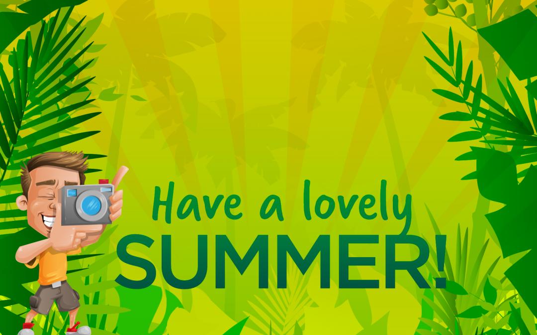 Sommertider hey, hey…