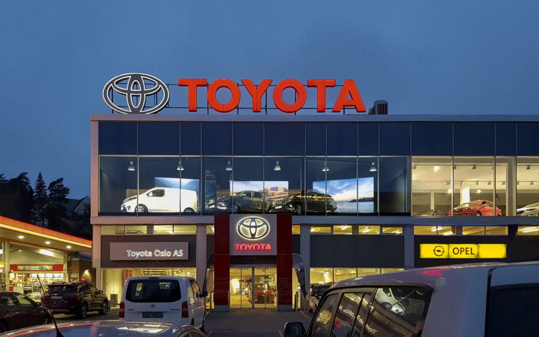 Toyota Skøyen