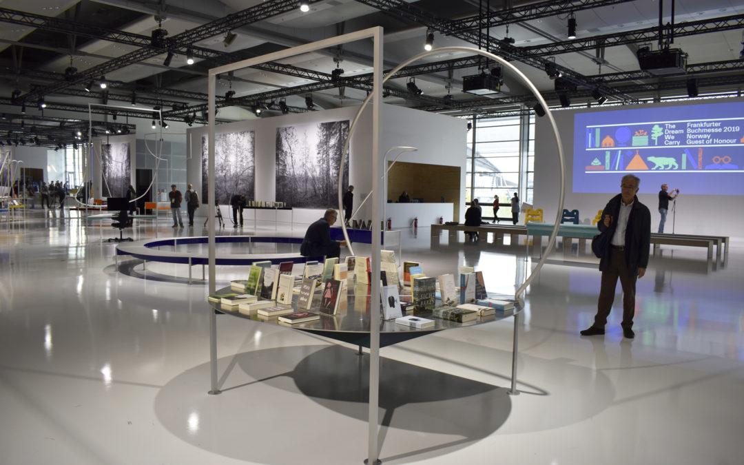Frankfurt bokmesse 2019